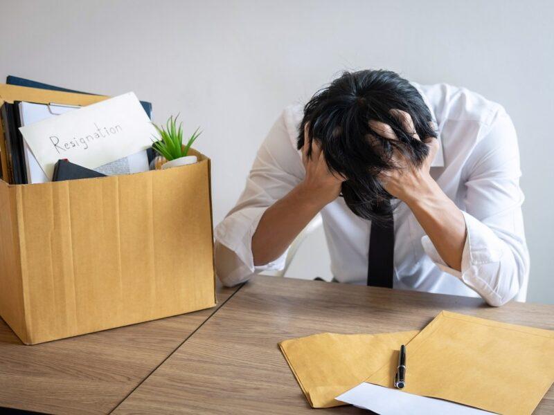 Quando é hora de pedir demissão?